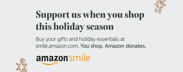 Support AATF while Shopping with Amazon Smile