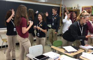 AATF Exemplary Programs with Distinction 2019 - Loyola High School (2)